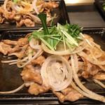 KONOMU - 豚バラ生姜焼き