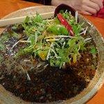 天鳳 - 黒ごま担々麺
