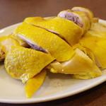 南粤美食 - 鹽焗雞