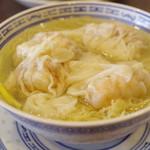 南粤美食 - 雲呑麺
