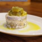 シチリア屋 - 太刀魚のインボルティーニ