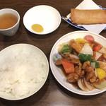 Meirin - 酢豚&春巻