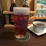 Beer House ALNILAM - サンクトガーレンXPA       XPAはエクストラIPAの意味とのこと       苦味を追求したIPAとは一 線を画し、豊かな味わい。       飲み飽きないですね。