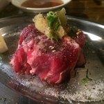 炭火焼肉 ゴン太 - ヒレ  塩