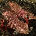 炭火焼肉 ゴン太 - ムカデ