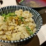 ほや&純米酒場 まぼ屋 - ほや飯