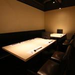 炭焼とワイン 円山すだち - 【テーブル席】4名掛×2テーブル