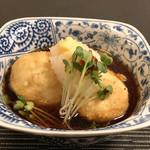 Sakesakanaomata - 揚げ出し豆腐
