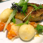 オー バカナル - コルドンブルー お野菜のクリーム煮