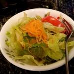 ケーツーカレーハウス - ランチセットのサラダ♪