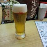 花水木 - 生ビール
