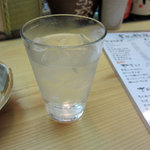 花水木 - 焼酎は種類豊富