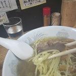 中華そば みのや - 麺!!!