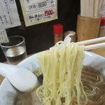 中華そば みのや - 麺!!!!
