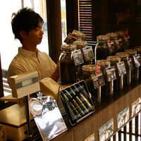 ぶらっく&ぶらうん - 自家焙煎石焼コーヒー豆を販売。ぜひご自宅でもお楽しみください