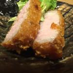 96974039 - 松阪豚のプライムとんかつ