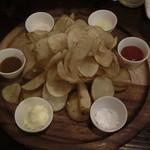 神蔵 - ダイナマイトポテトフライ