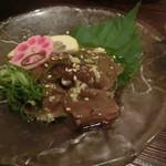 神蔵 - 海の生レバー刺し