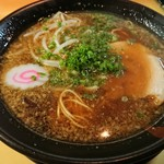 麺や 一福 - 中華そば ニラ辛醤油 780円