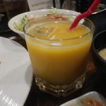 洋食屋 RYO - オレンジジュース