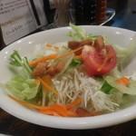 洋食屋 RYO - サラダ