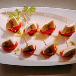 Daiju - カプレーゼ(モッツァレラチーズとトマトのサラダ)