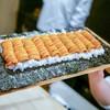 Yamagishi - 料理写真:☆雲丹ドッグ 10列の世界記録!