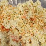 海老とカリフラワーのサラダ