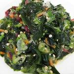 カフェ スペーラ - 海藻のヘルシーサラダ