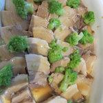 カフェ スペーラ - 豚のスペアリブのクリーム煮