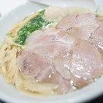 麺屋 菜々兵衛 - 特選塩
