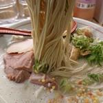 96981032 - 麺 滝登り