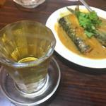 とりいち - 新秋刀魚スパイス煮込み南インド風