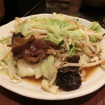 オール 299円 雅 -  肉野菜炒め