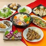 つばさや - 料理写真:集コース2300円(税込)