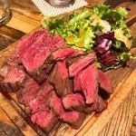 ステーキとワインの肉バル BAROCCS - 追加ステーキ