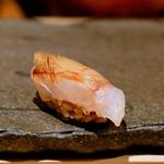 熟成鮨 万 - 白甘鯛