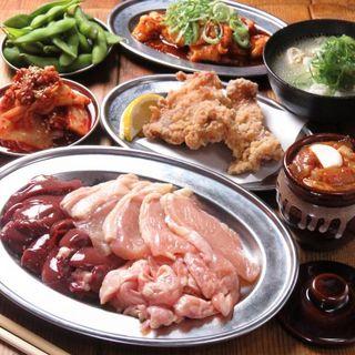 飲み放題付き3000円コースで予算も◎!食べ放題プランあり!