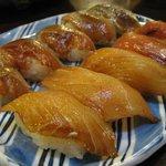 浜やん - 島寿司/500円×2