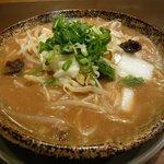 越後秘蔵麺 無尽蔵 - 無尽蔵081116005