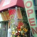 アジアンケバブ - オープンの日の外観(2011年9月8日)