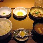 9700492 - 納豆朝食