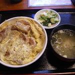 9700685 - カツ丼650円