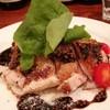 FUMO14番地 - 料理写真:鶏もも肉のタリアータ マスタードとバルサミコソース