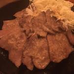 ザ・旨いもんバル×the肉丼の店 - 特上牛タン丼