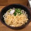 なにわもんゆうや - 料理写真:きざみうどん('18/11/22)