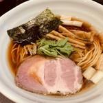 RAMEN火影 produced by 麺処ほん田 - 鳥だし醤油