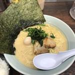 横浜家系ラーメン 魂心家 - ラーメン ※麺大盛無料