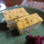 和仲荘 - 擬製豆腐