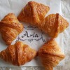 Aria - 料理写真:クロワッサン
